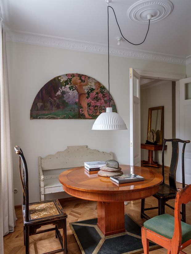 Французу отдана: съемная квартира в  Москве (фото 8)