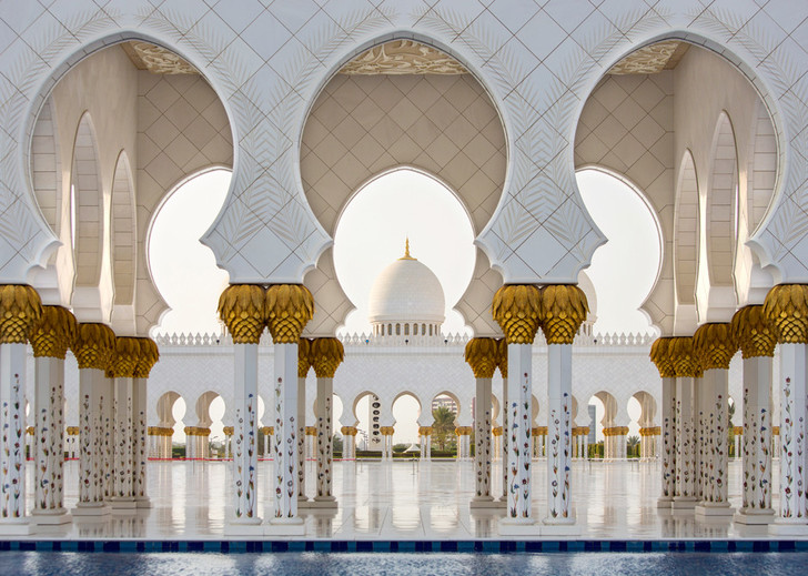 Исламская архитектура: книга Лейлы Улуханли фото [6]