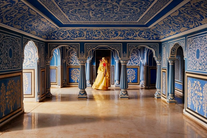 Городской дворец в Джайпуре сдается через Airbnb (фото 11)