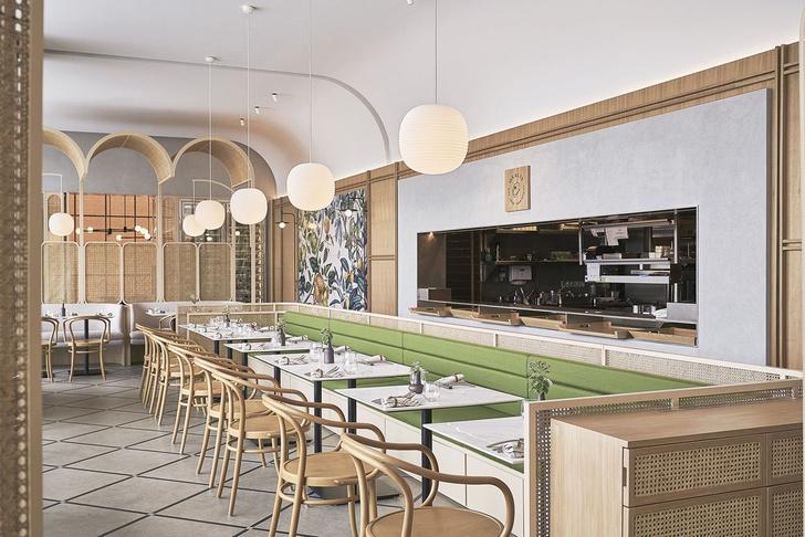 Французское очарование: ресторан Oxalis в Шанхае (фото 0)