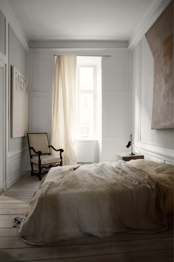 Туманное будущее: квартира в Копенгагене (фото 9)