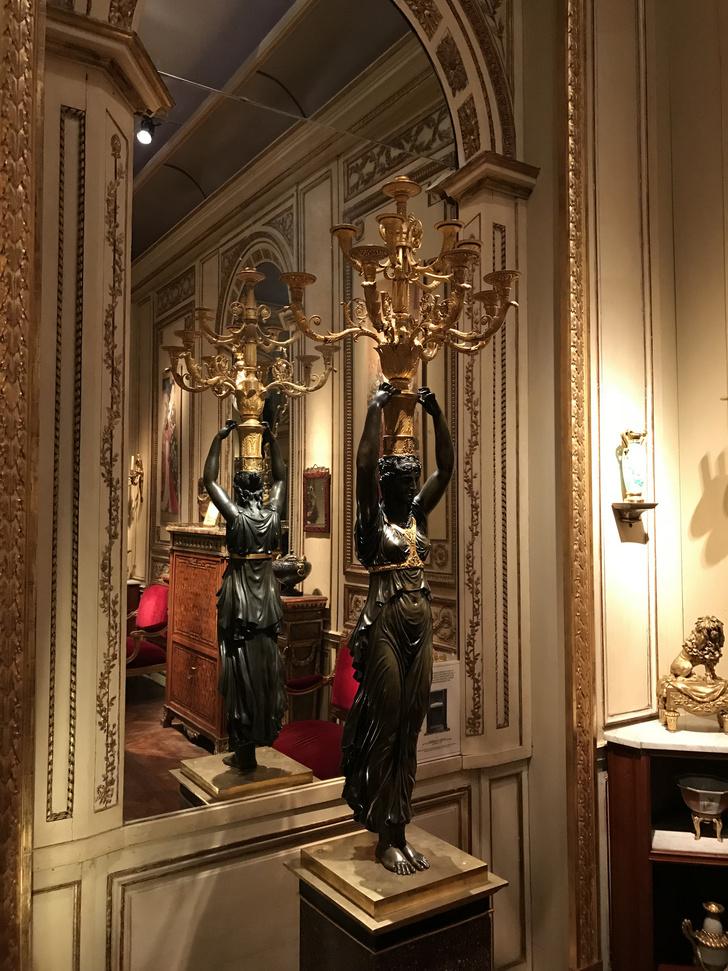 Марина Брагинская о Парижской биеннале антиквариата (фото 9)