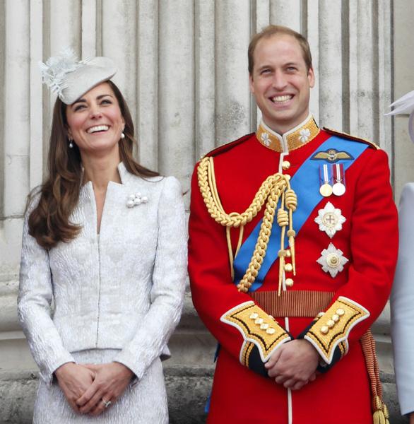 История любви Кейт Миддлтон и принца Уильяма в фотографиях | галерея [1] фото [6]