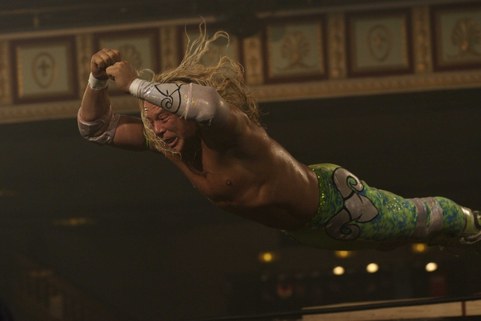 «Рестлер» (The Wrestler), 2008 кино для выходных
