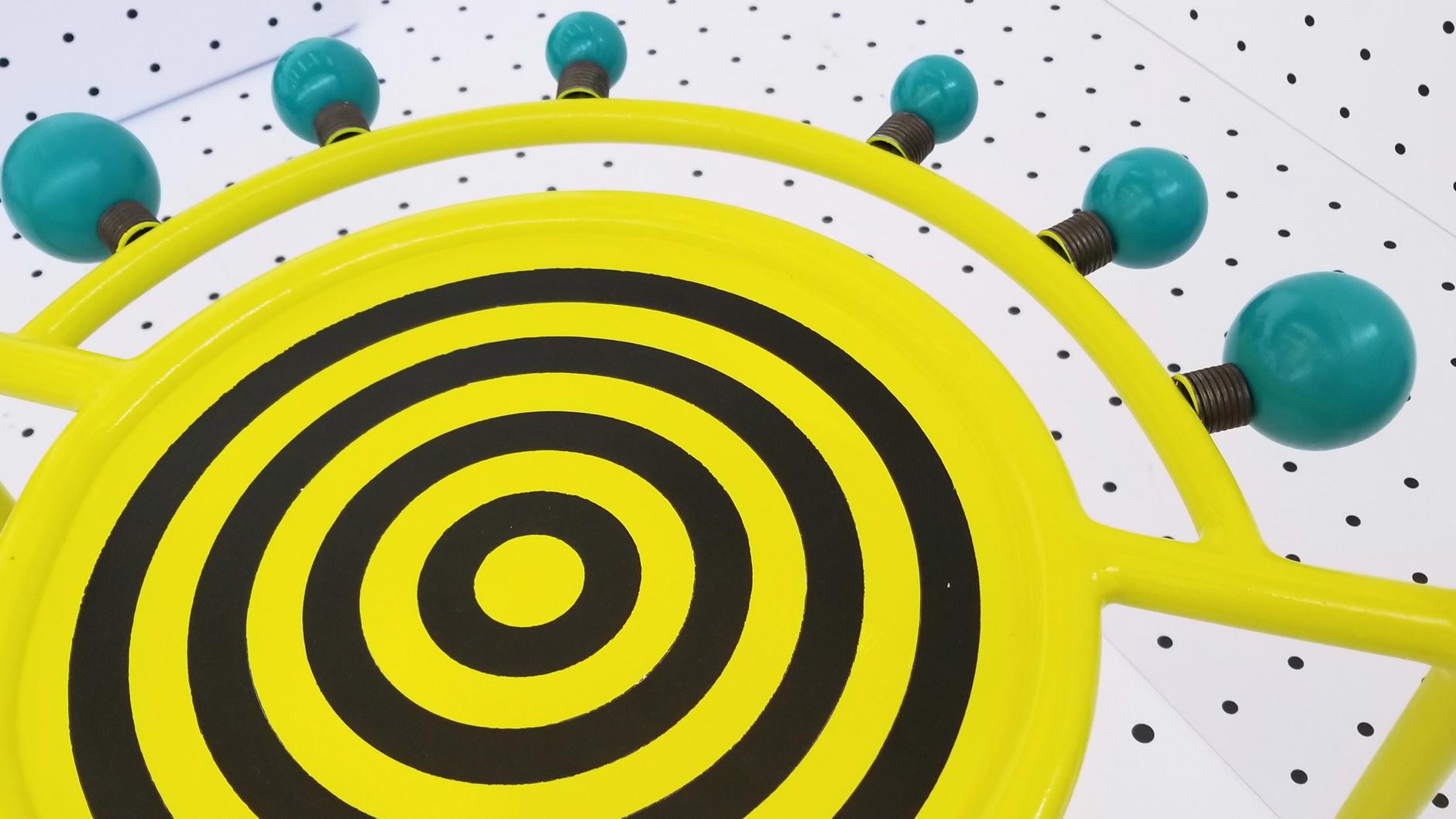 Стулья-«антистрессы» от китайского дизайнера (галерея 4, фото 1)