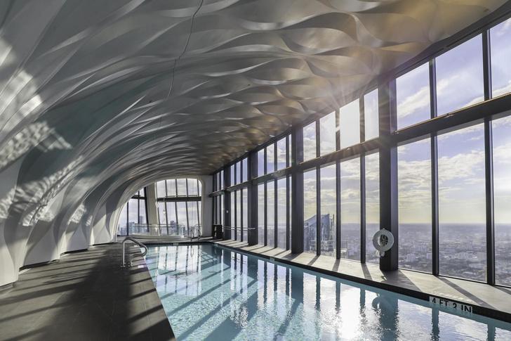 Первый жилой небоскреб по проекту Zaha Hadid Architects в Майами (фото 13)