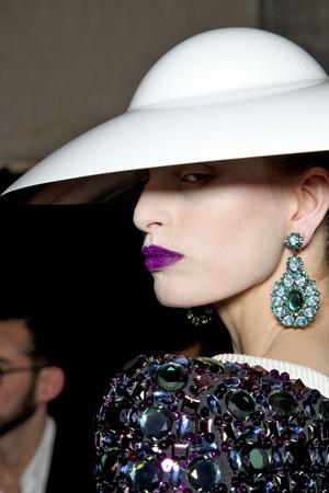 Показ Giorgio Armani Privé коллекции сезона Весна-лето 2011 года Haute couture - www.elle.ru - Подиум - фото 216297