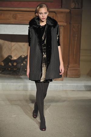 Показ Cynthia Rowley коллекции сезона Осень-зима 2009-2010 года Prêt-à-porter - www.elle.ru - Подиум - фото 89699