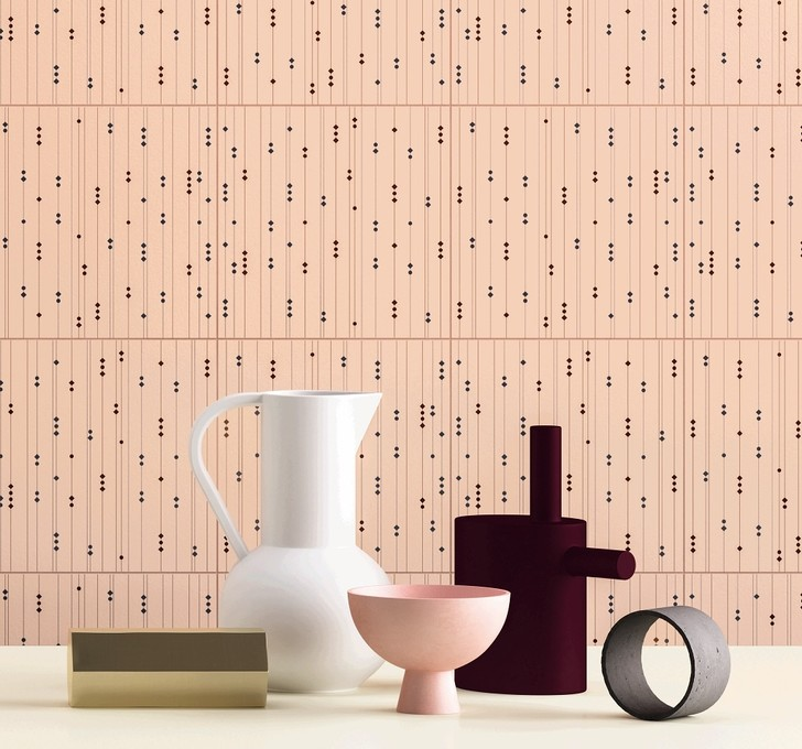 Керамическая плитка на кухне. Модные решения (фото 9)