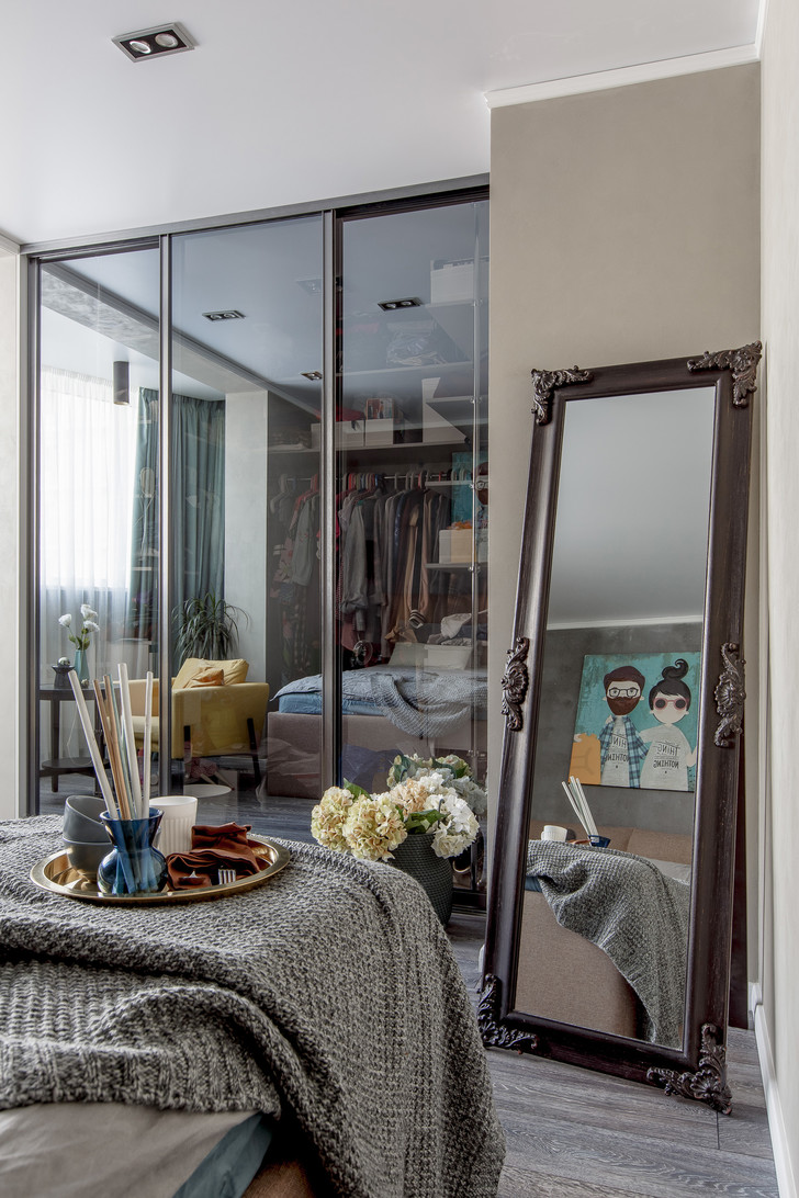 Квартира в современном стиле с элементами лофта в Самаре (фото 11)