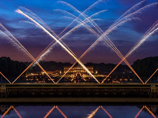 50 лет со дня открытия дворца Во-ле-Виконт (фото 4)
