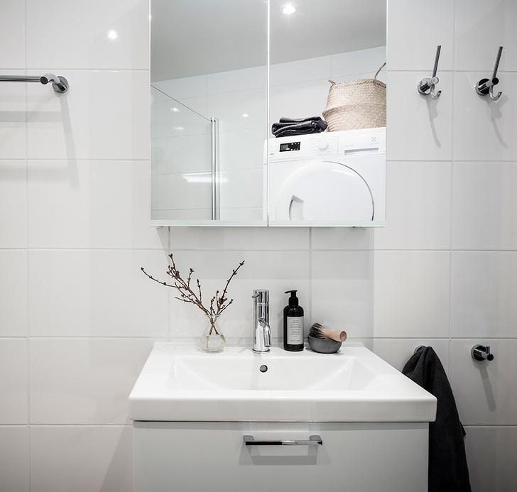 Маленькая ванная: 7 главных правил (фото 5)