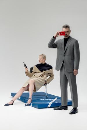 Наталья Давыдова и Антон Севидов стали посланниками бренда No One (фото 3)