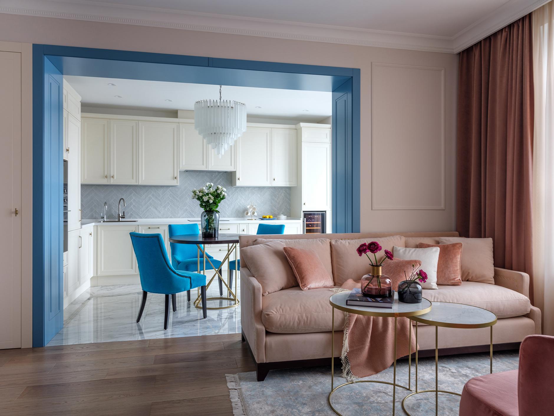 Розовая мебель: 30+ ярких примеров (галерея 1, фото 1)