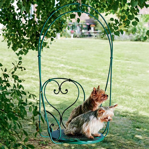 Закачаешься! Лучшие садовые качели и гамаки (фото 5)