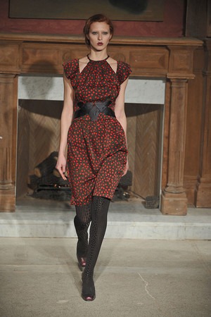 Показ Cynthia Rowley коллекции сезона Осень-зима 2009-2010 года Prêt-à-porter - www.elle.ru - Подиум - фото 89698