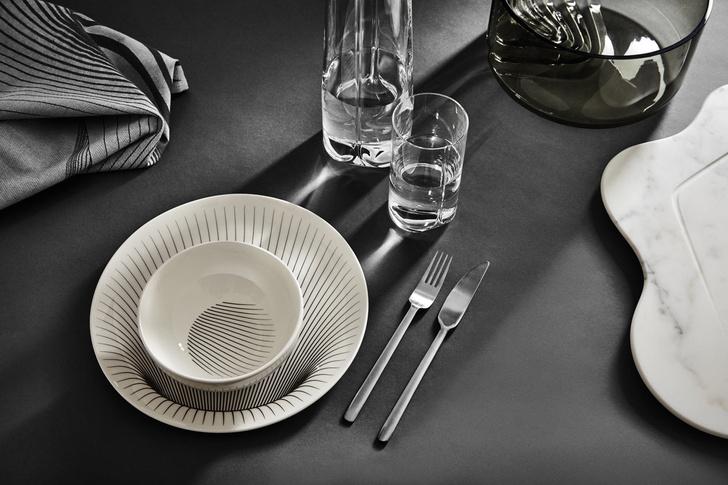 Коллекция посуды и аксессуаров от Zaha Hadid Design (фото 4)