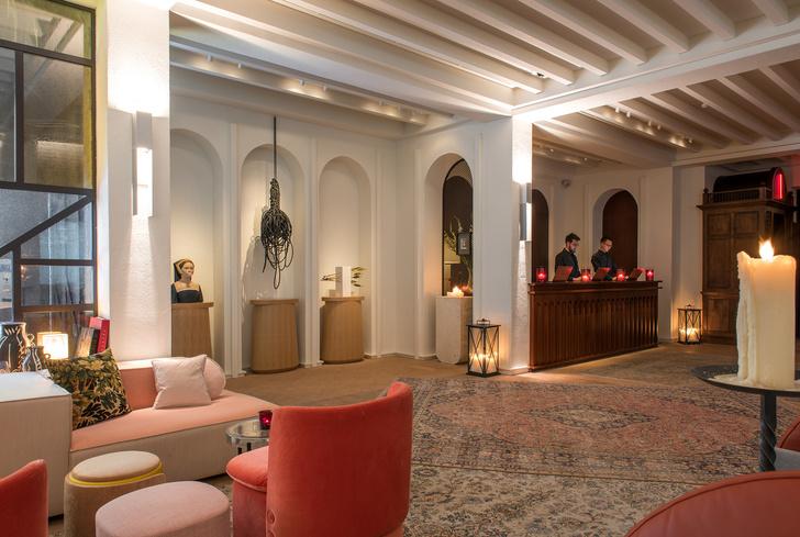 Sinner: новый отель в самом сердце Парижа (фото 0)