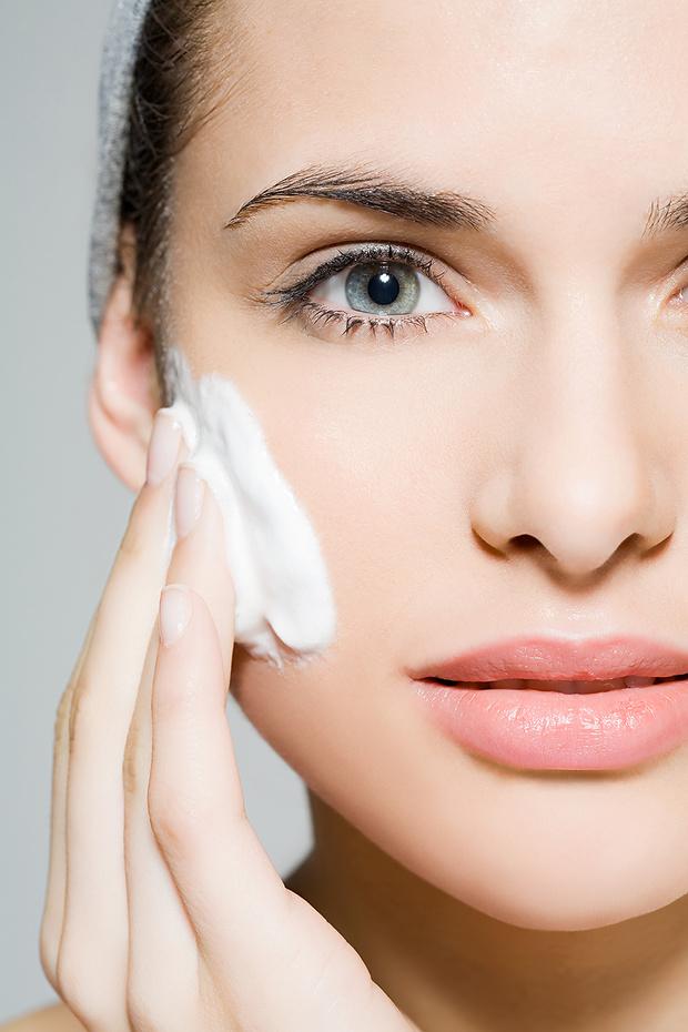 глубокое очищение кожи лица