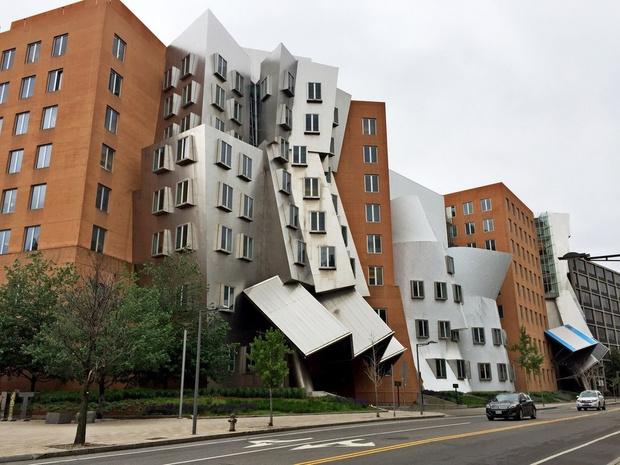 Фрэнк Гери: открывая деконструкцию (фото 14)