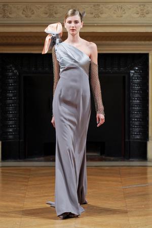 Показ Alexis Mabille коллекции сезона Осень-зима 2011-2012 года haute couture - www.elle.ru - Подиум - фото 277060