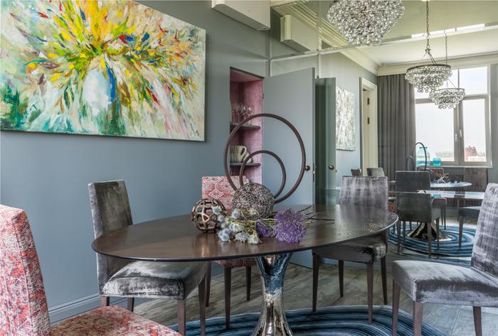 Квартира 150 м²: проект Надежды Чак (фото 16)