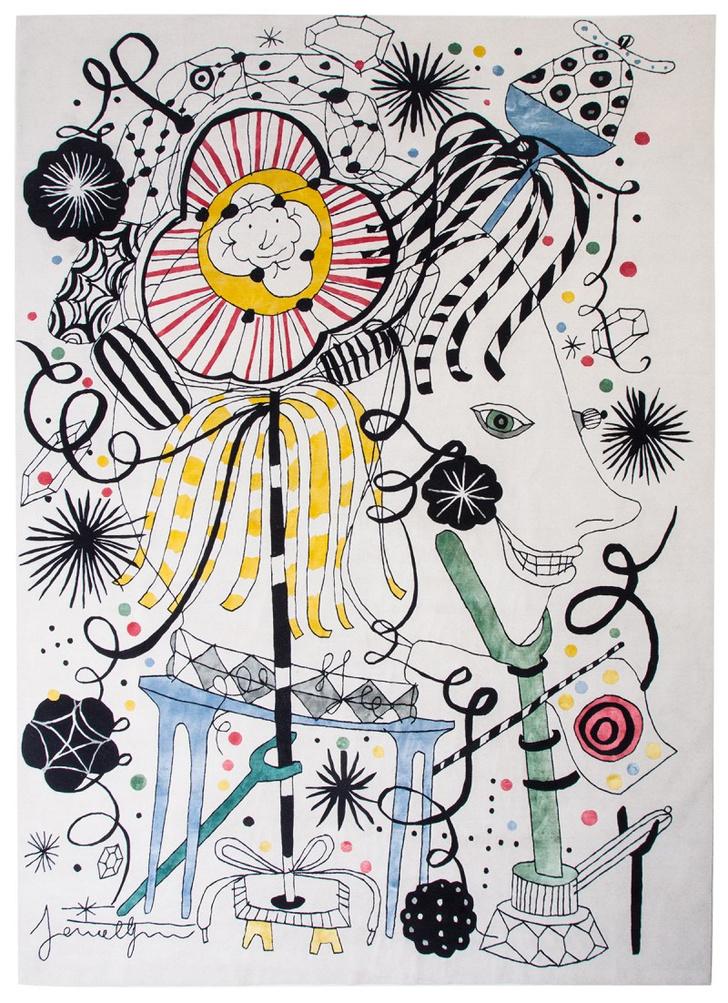 Чьи художества? Рисунки и арт-объекты Хайме Айона (фото 5)