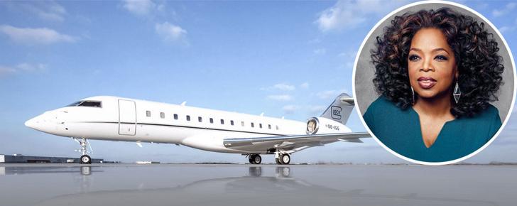 Топ-15: личные самолеты знаменитостей (фото 11)