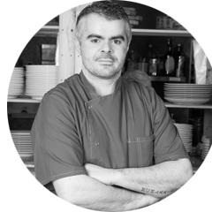 Сальваторе Бурго, шеф-повар ресторана TUTTO BENE