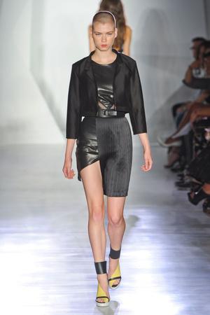 Показы мод Mandy Coon Весна-лето 2012 | Подиум на ELLE - Подиум - фото 2077