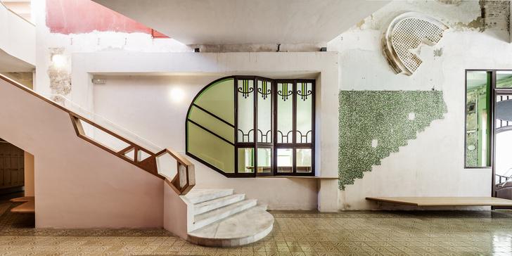 Sala Beckett: театр и ресторан в Барселоне (фото 2)