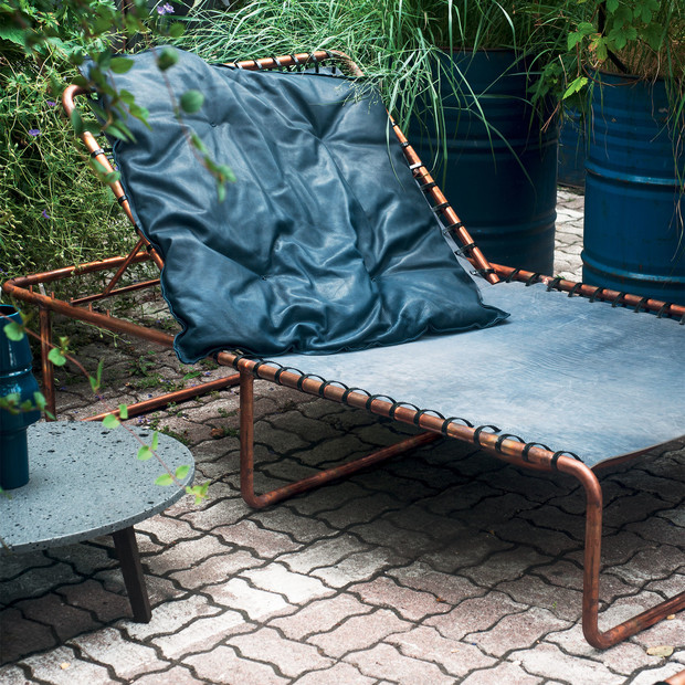 Отдых в саду (фото 0)