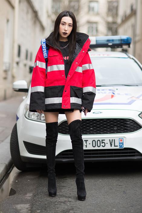 Что носили на Неделе моды в Париже? (фото 5.2)