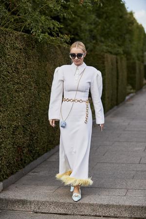29 лучших стритстайл-образов на Неделе моды в Копенгагене (фото 16.1)