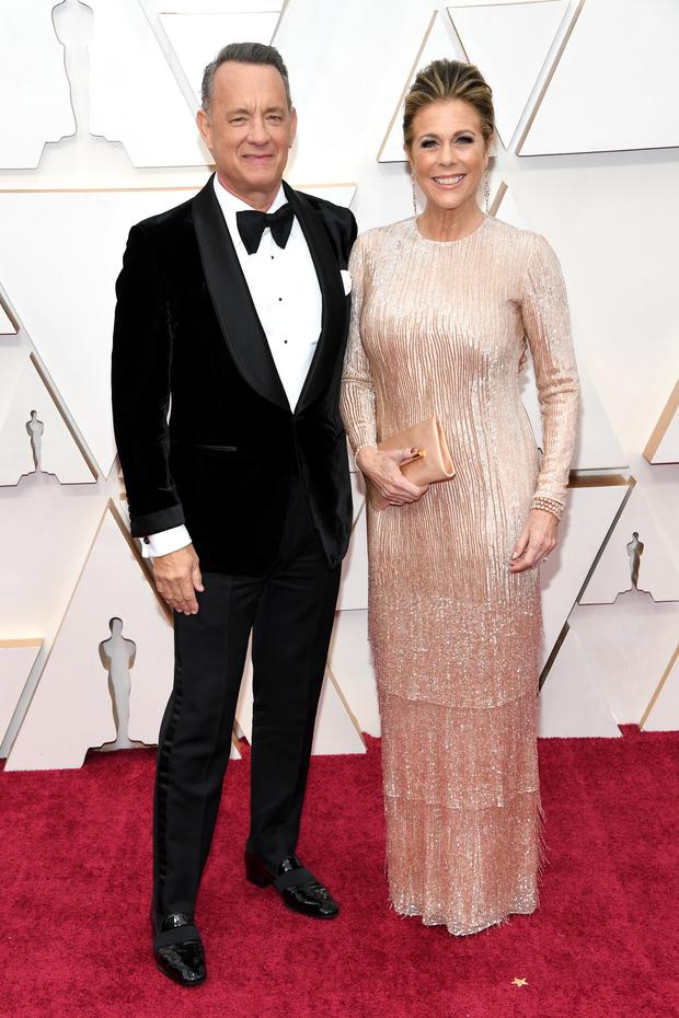 Самые эффектные звездные пары церемонии «Оскар-2020» (фото 11)