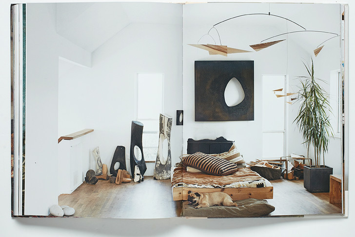 The Inspired Home: Nests of Creatives. Kim Ficaro & Todd Nickey.