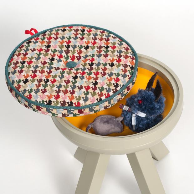 Веселые ребята: детская мебель дизайнера Натальи Гусевой (фото 4)