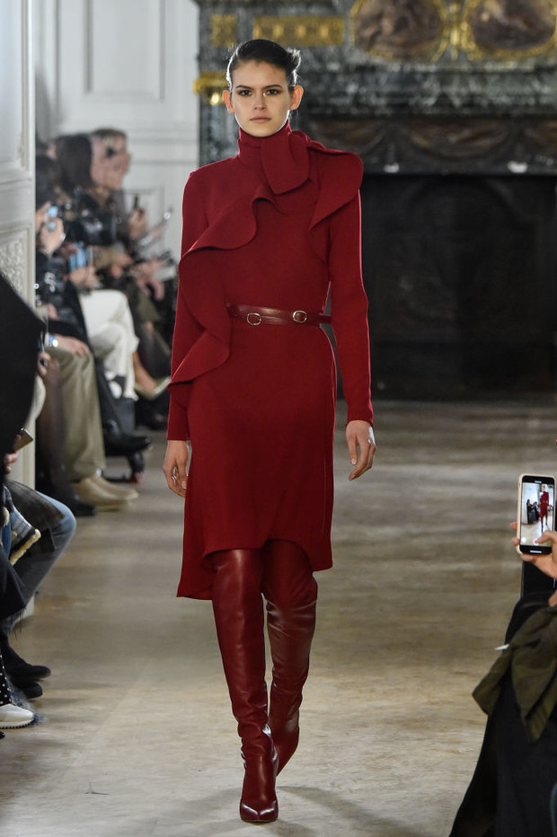 10 чувственных платьев Elie Saab (фото 1)