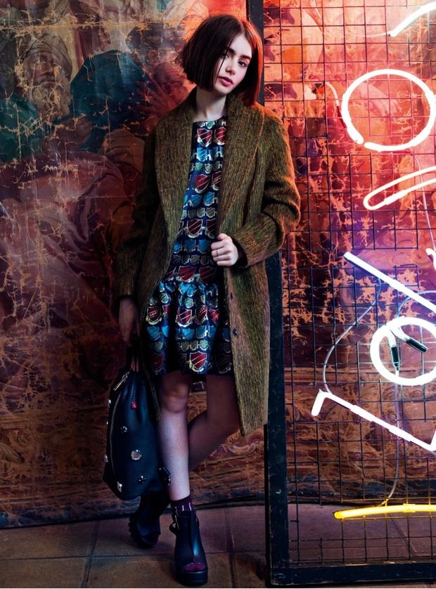 Модные пальто oversize