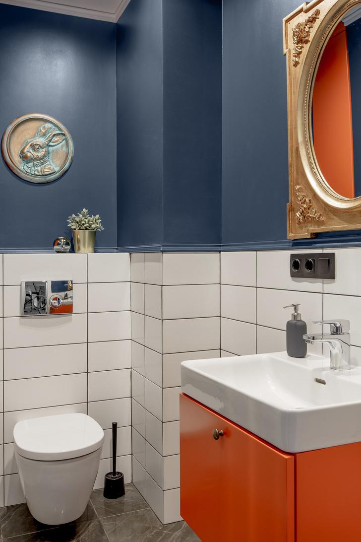 Квартира в современном стиле с элементами лофта в Самаре (фото 12)