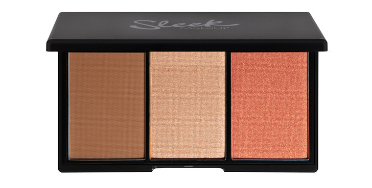 Sleek MakeUp Face Form Contouring & Blush Palette