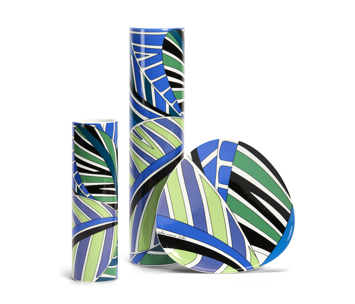 Emilio Pucci и Rosenthal переиздали архивные вазы (галерея 7, фото 2)