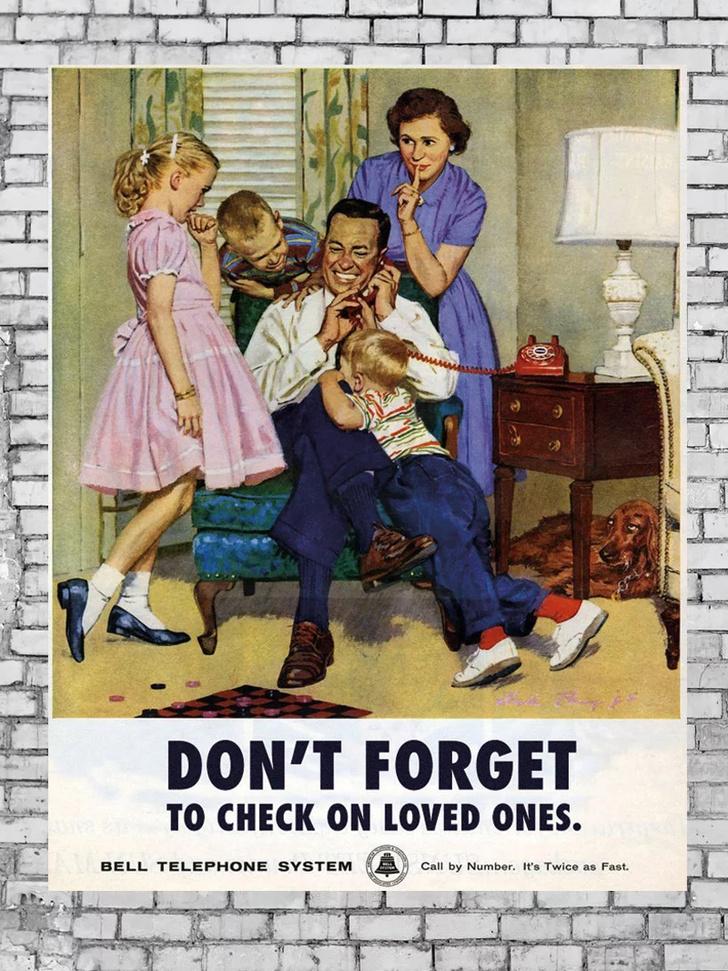 Дизайнеры против коронавируса: серия винтажных плакатов (фото 6)