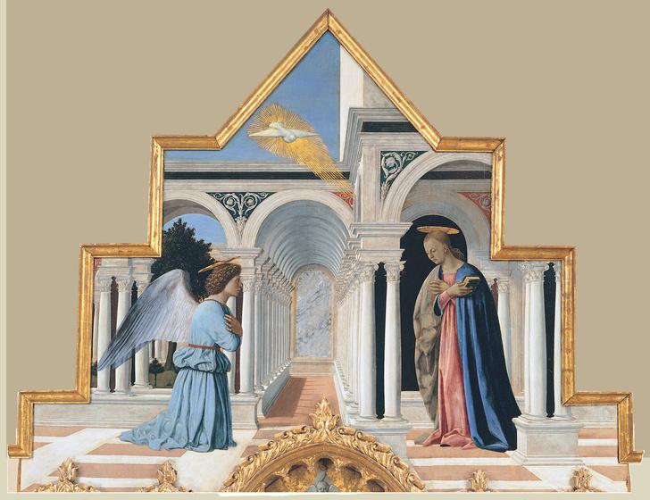 Куда сходить: выставка Пьеро делла Франческа в Эрмитаже (фото 2)