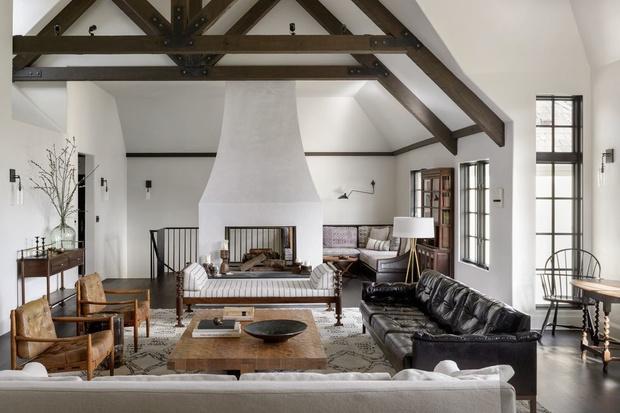 Элегантный дом в стиле кантри в Орегоне (фото 3)