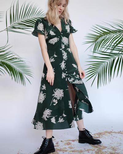 15 платьев в цветочек не дороже 15 000 рублей (галерея 1, фото 0)