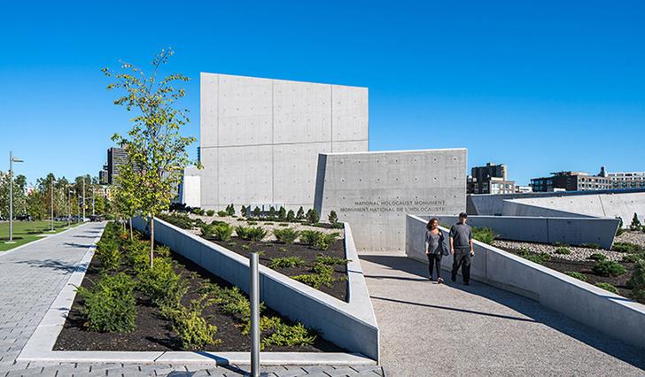 Либескинд: монумент Холокоста в Оттаве фото [8]
