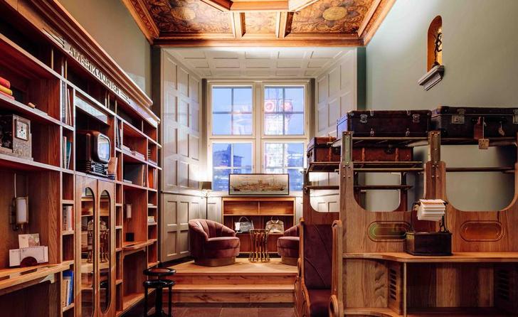 """""""Американский лайнер"""": стильный отель в Осло (фото 9)"""
