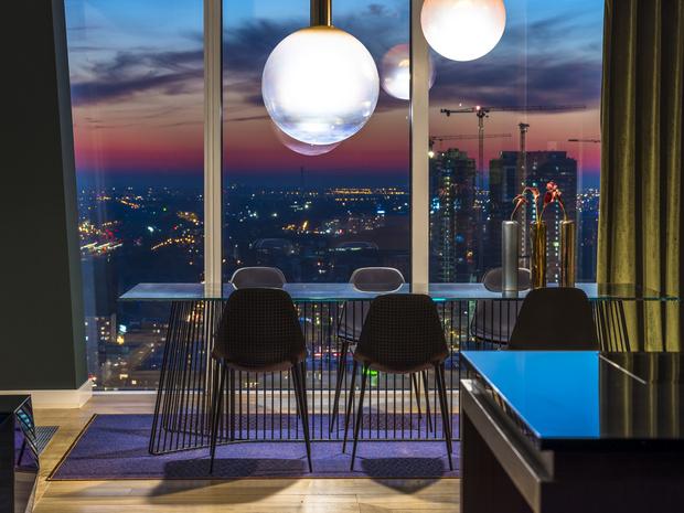 Квартира 120 м² в знаменитом варшавском небоскребе «Злота 44» (фото 3.2)