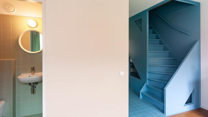 цветной дом в Роттердаме (фото 0)